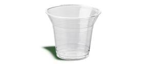 Bicchiere PLA Trasparente 300 ml