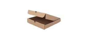 Scatola Bio kraft per pizza da 30,5 cm