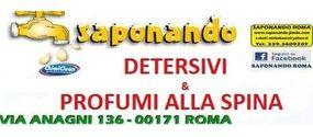 SAPONANDO DETERSIVI & PROFUMI ALLA SPINA