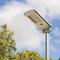 Lampione ad energia solare a led da giardino e viali