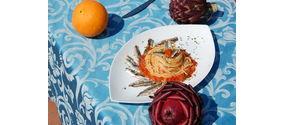 Ristorante Cilentano - Spaghetti con alici di Pisciotta