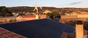 Impianti Ibridi da produzione Fotovoltaica e micro Eolico con accumulo