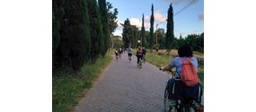 Tour guidato in bici/ebike nel Parco dell'Appia Antica