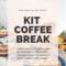 Kit coffee break biodegradabile e compostabile