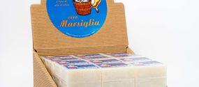 Espositore sapone di Marsiglia