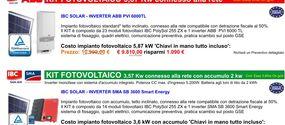 Promo Aprile 2015 Easy Solar SAS