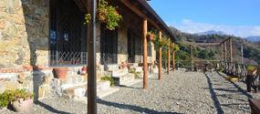Ospitalità rurale nel Parco Nazionale del Cilento