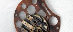 Ciondolo steampunk