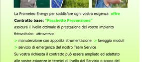 PREVENZIONE DEL CORRETTO IMPIEGO DELLE RISORSE ENERGETICHE