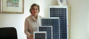 Moduli fotovoltaici 12V di piccola taglia