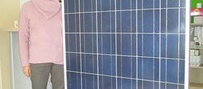 Moduli fotovoltaici per grandi impianti