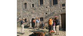 Posto accoglienza pellegrini via Francigena nel sud