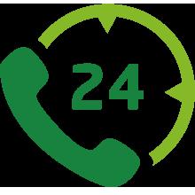 Service client 24h/24 & 7j/7