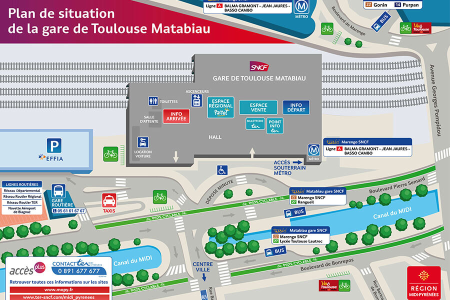 plan-acces-interieur-et-exterieur-gare-toulouse-matabiau