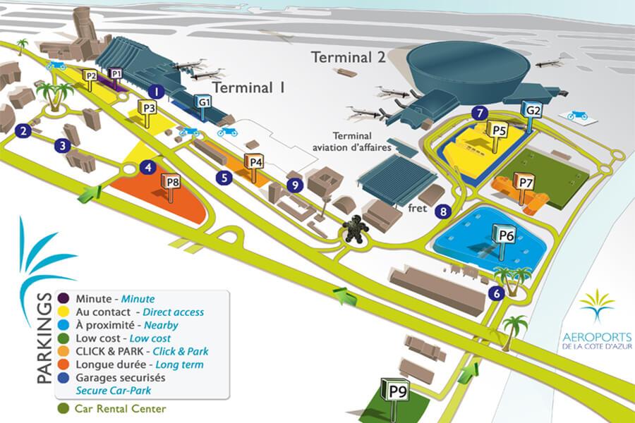 plan-acces-exterieur-aeroport-nice-cote-d-azur