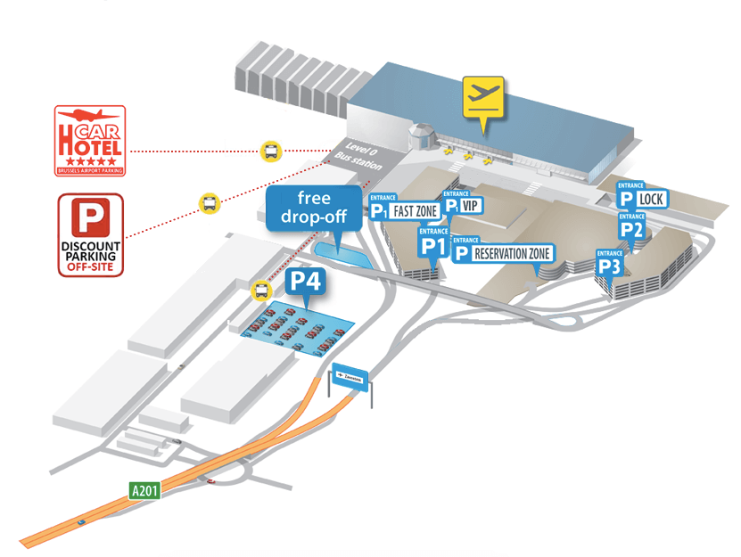plan-parkings-aeroport-bruxelles-zaventem