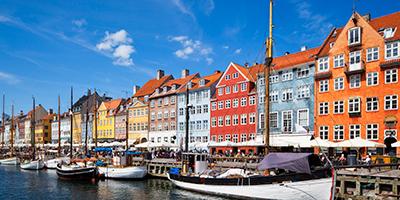 Copenhagen by Ryanair