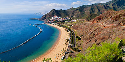 Tenerife by Norwegian & Jet2