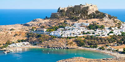 Rhodes (Greece) by Thomson and Jet2