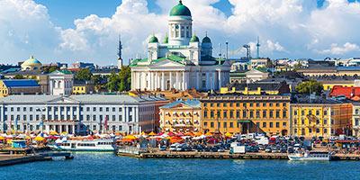 Helsinki by Finnair