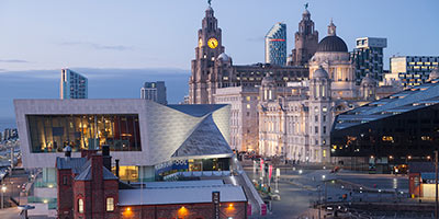 Liverpool by Flybe