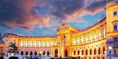 Vienna by easyJet & Jet2