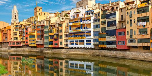 Girona by Jet2