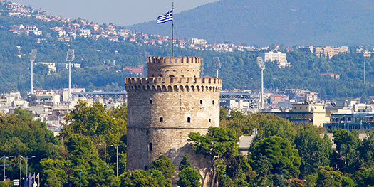 Thessaloniki by Jet2