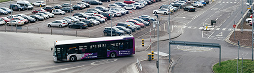 Car Parking At Edinburgh Airport Short Stay