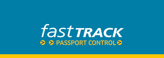 Book fastTRACK Passport Control