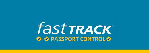 Book fastTRACK Passport Control