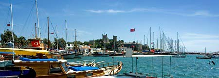 Bodrum, Turkey with Easyjet from May 14