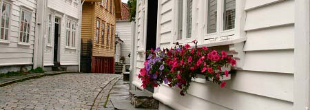 Stavanger, Norway with SAS from April 14