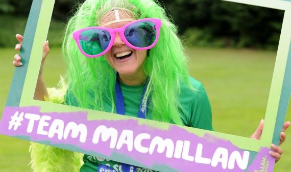 Join Team Macmillan