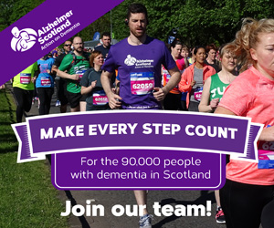 Run for Alzheimer Scotland