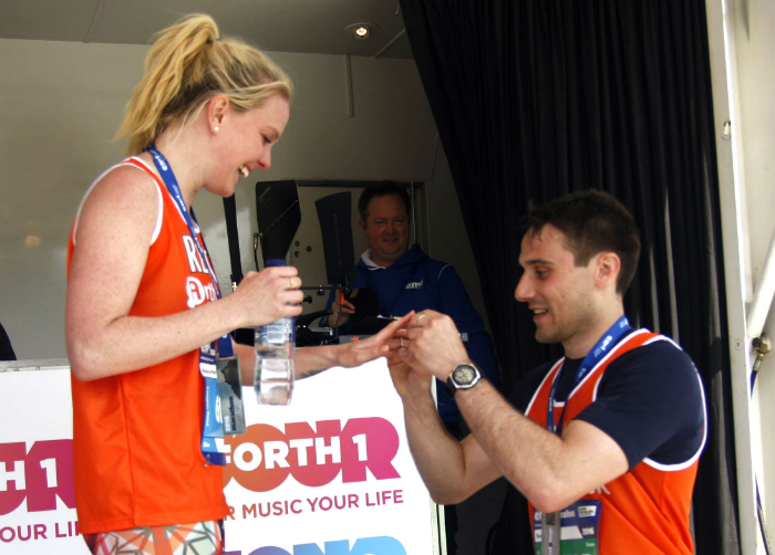 2016 Edinburgh Marathon proposal