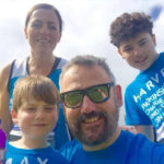 Pembroke runners Team Price raise more than £2,000 for Parkinson's UK charity
