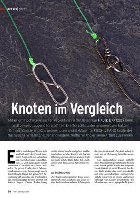 Knoten-Test