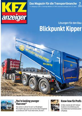 KFZ-Anzeiger 07/18