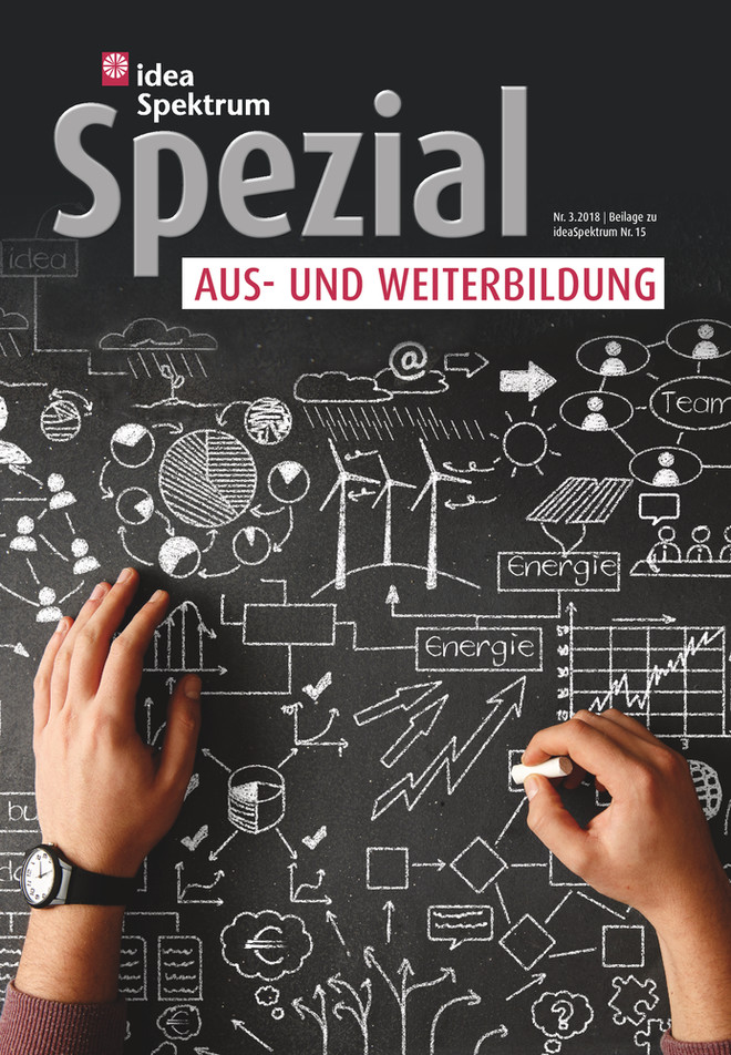 ideaSpezial - Aus– und Weiterbildung
