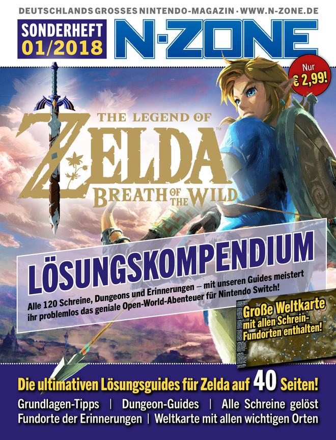 Zelda Botw Alle Schreine Karte.N Zone Lösungskompendium The Legend Of Zelda Breath Of The Wild