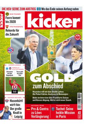 kicker 41/2018