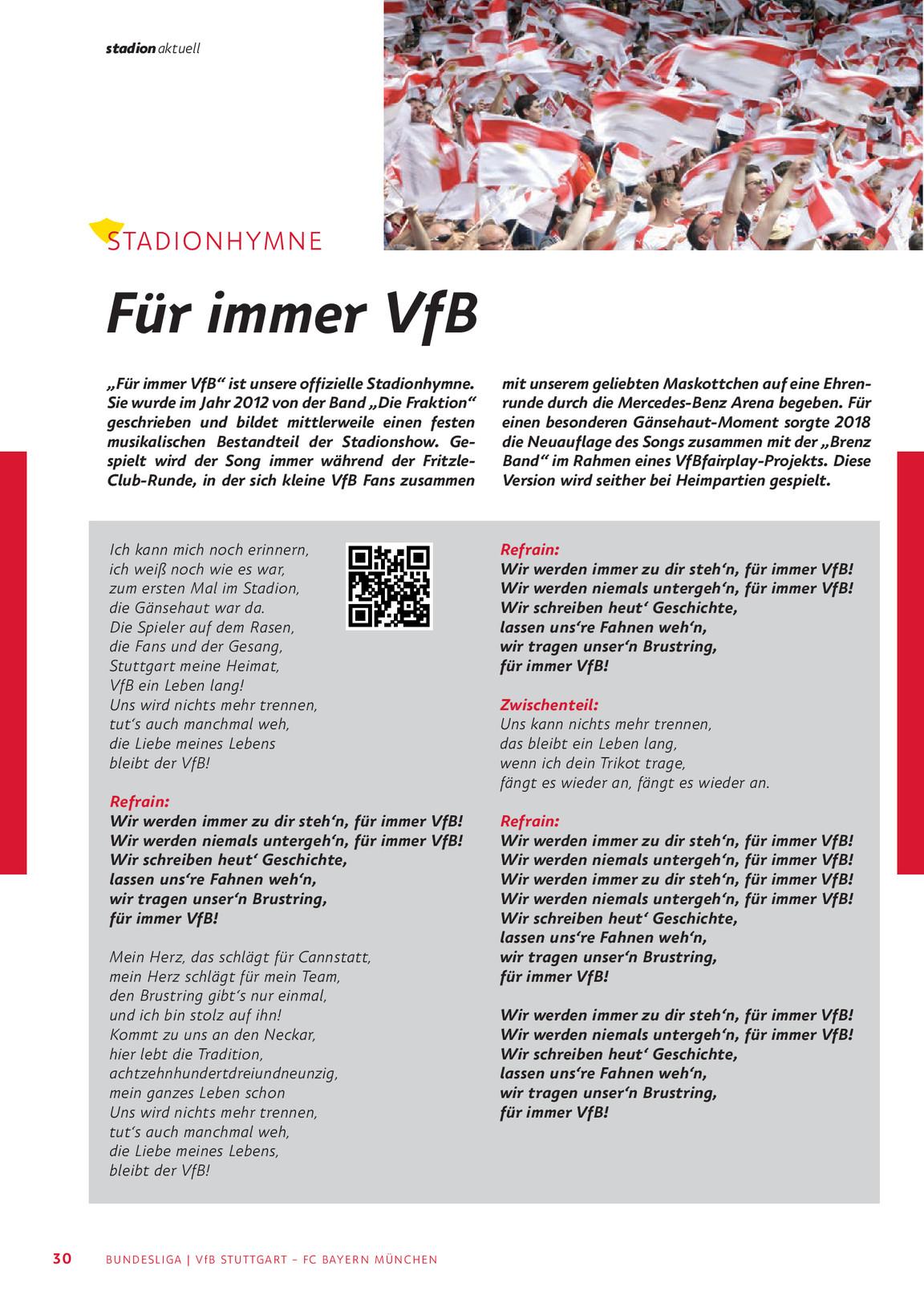 Vfb Stuttgart Fc Bayern München 20182019 Vfb Magazine