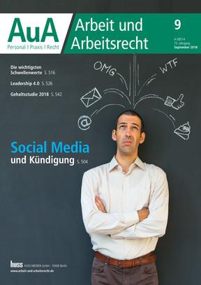 Bildergebnis für arbeit und arbeitsrecht 9/18
