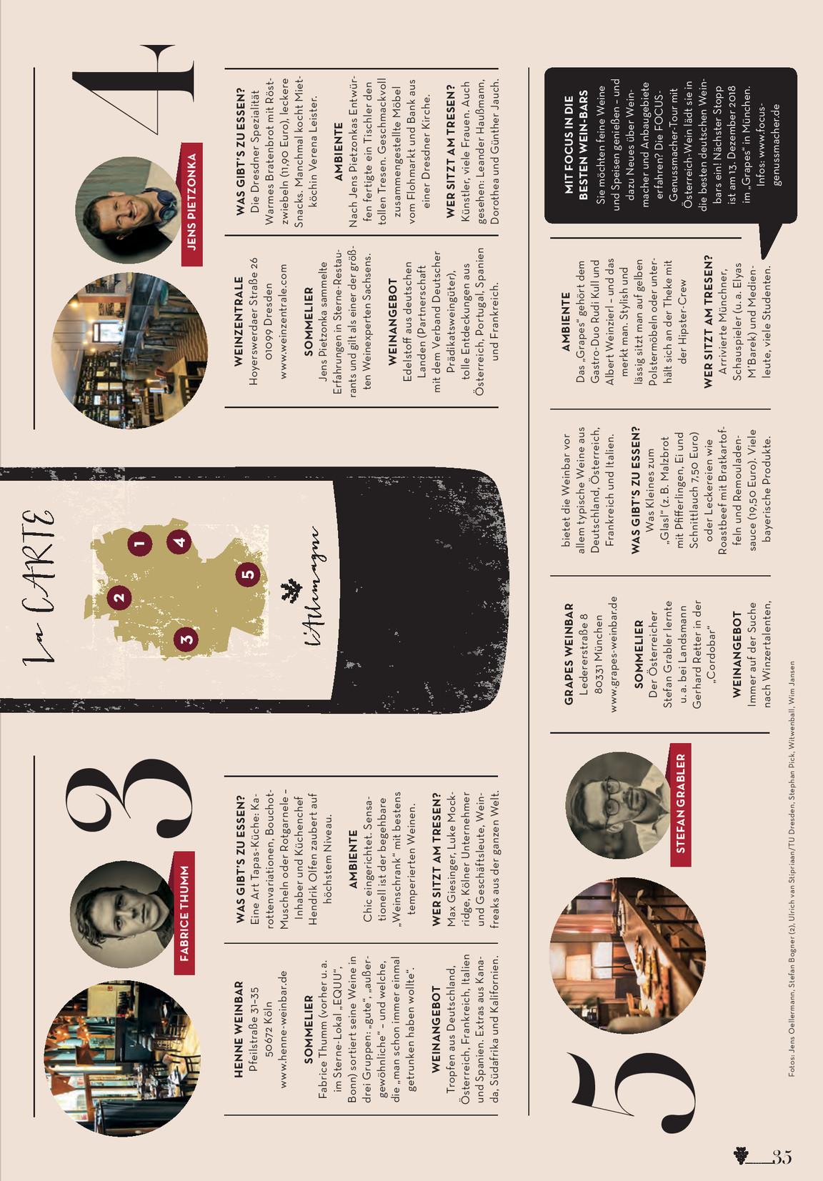 Gratis Wein Genuss Special Focus Magazin