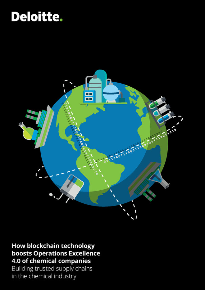 How blockchain technology boosts Operations Excellence 4 0 of