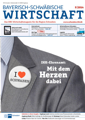 Bayerisch-Schwäbische Wirtschaft 5/2014
