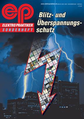 Blitz-/Überspannungsschutz