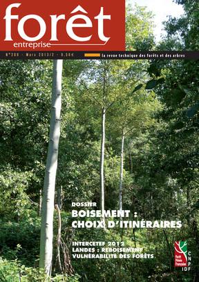 Forêt-entreprise n°209