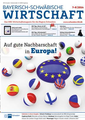 Bayerisch-Schwäbische Wirtschaft 7-8/2014